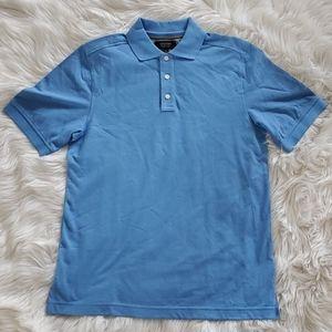 Blue Nordstrom Men's Shop Small Polo Shirt